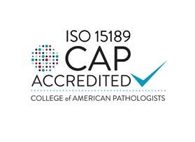 ISO 15189 Accredited